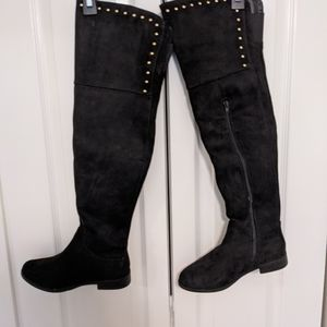 Francesca's Collections Shoes - *SOLD* Francesca's Knee High Boots